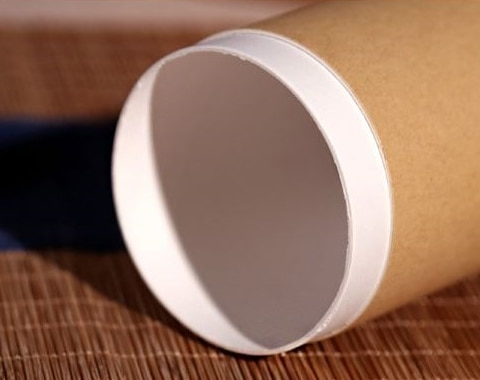 Paper Tea Canisters