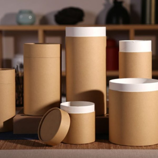 Eco-Friendly Packaging Tubes
